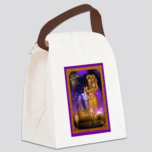 3-tut1 Canvas Lunch Bag